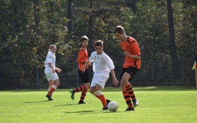 Prins Bernhard JO17-1 – Sparta Nijkerk JO17-5 (1-5)