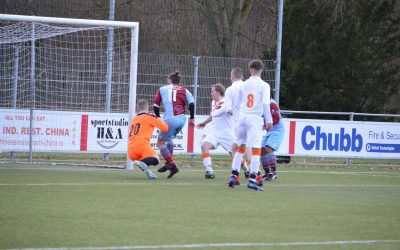 Wedstrijdverslag FC RDC 1 – Prins Bernhard 1
