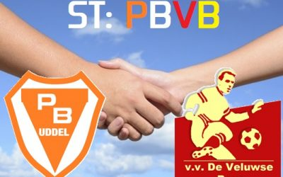 Samenwerking Jeugdvoetbal sv Prins Bernhard en vv De Veluwse Boys